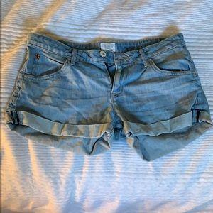 Hudson Jean shorts